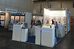 We attended the HANNOVER MESSE in Germany on April