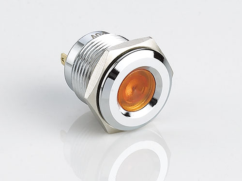 Metal Led Indicator Light