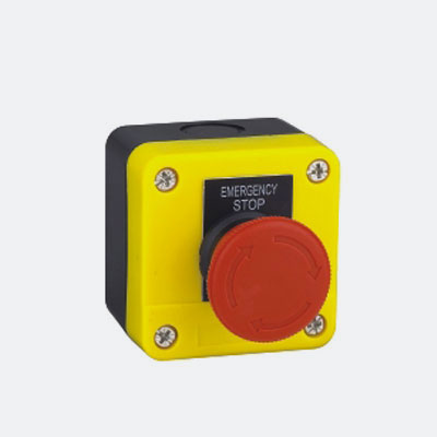 Push Button Switch Control Station Box